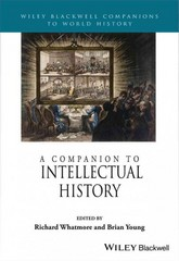 A Companion to Intellectual History 1st Edition 9781118294802 1118294807