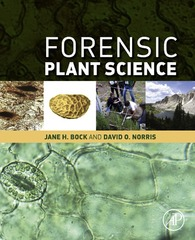 Forensic Plant Science 1st Edition 9780128015810 0128015810