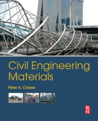 Civil Engineering Materials 1st Edition 9780128027516 0128027517