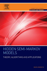 Hidden Semi-Markov Models 1st Edition 9780128027714 0128027711