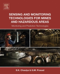Sensing and Monitoring Technologies for Mines and Hazardous Areas 1st Edition 9780128031957 0128031956