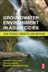 Groundwater Environment in Asian Cities 1st Edition 9780128031674 0128031670