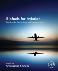 Biofuels for Aviation 1st Edition 9780128032152 0128032154