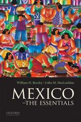 Mexico 1st Edition 9780195387186 019538718X