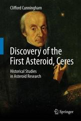 Discovery of the First Asteroid, Ceres 1st Edition 9783319217772 3319217771