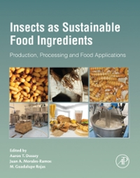 Insects as Sustainable Food Ingredients 1st Edition 9780128028926 0128028920
