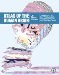 Atlas of the Human Brain 4th Edition 9780128028018 0128028017