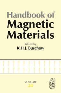 Handbook of Magnetic Materials 1st Edition 9780444636416 0444636412