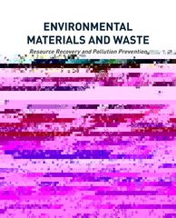 Environmental Materials and Waste 1st Edition 9780128039069 012803906X