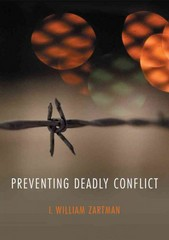 Preventing Deadly Conflict 1st Edition 9780745686929 0745686923