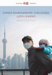 China's Environmental Challenges 2nd Edition 9780745698632 0745698638