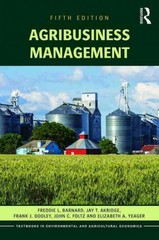 Agribusiness Management 5th Edition 9781138891937 1138891932
