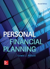 Personal Financial Planning 2nd Edition 9781259277184 1259277186
