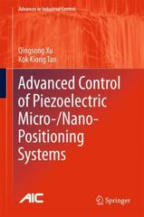 Advanced Control of Piezoelectric Micro-/Nano-Positioning Systems 1st Edition 9783319216232 3319216236