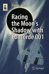 Racing the Moon's Shadow with Concorde 001 1st Edition 9783319217284 3319217283