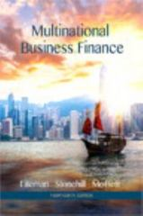 Multinational Business Finance Plus MyFinanceLab with Pearson eText -- Access Card Package 14th Edition 9780134077314 0134077318