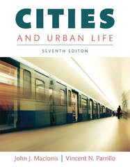 Cities and Urban Life 7th Edition 9780133869804 0133869806