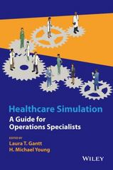 Healthcare Simulation 1st Edition 9781118949412 1118949412