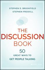 The Discussion Book 1st Edition 9781119049715 1119049717