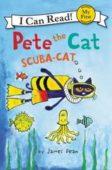 Pete the Cat: Scuba-Cat 1st Edition 9780062303899 0062303899