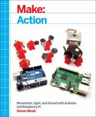 Make: Action 1st Edition 9781457187797 1457187795