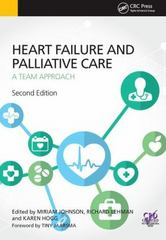 Heart Failure and Palliative Care 2nd Edition 9781910227350 1910227358
