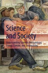 Science and Society 1st Edition 9783319219868 3319219863