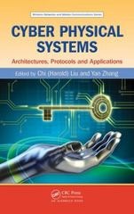 Cyber Physical Systems 1st Edition 9781482208979 1482208970