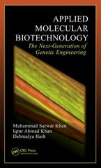 Applied Molecular Biotechnology 1st Edition 9781498714815 1498714811