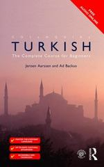 Colloquial Turkish 2nd Edition 9781138950214 1138950211