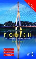 Colloquial Polish 3rd Edition 9781138960107 1138960101