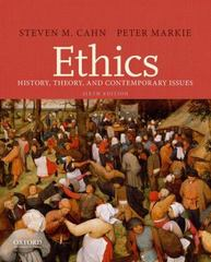 Ethics 6th Edition 9780190209803 0190209801
