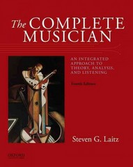 The Complete Musician 4th Edition 9780199347094 0199347093
