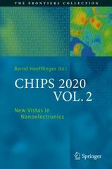 CHIPS 2020 VOL. 2 1st Edition 9783319220932 3319220934