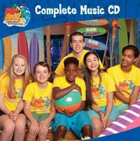 Vacation Bible School (VBS) 2016 Surf Shack Complete Music CD 1st Edition 9781501808678 1501808672