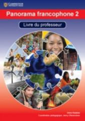 Panorama Francophone 2 Livre du Professeur with CD-ROM 1st Edition 9781107577053 1107577055