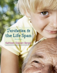 Invitation to the Life Span 3rd Edition 9781319015886 1319015883