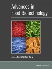 Advances in Food Biotechnology 1st Edition 9781118864555 1118864557