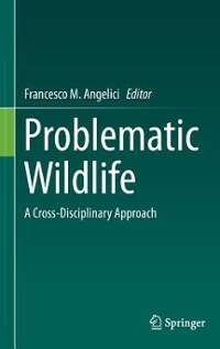Problematic Wildlife 1st Edition 9783319222462 3319222465