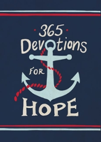 365 Devotions for Hope 1st Edition 9780310356448 031035644X
