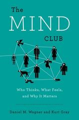 The Mind Club 1st Edition 9780670785834 0670785830