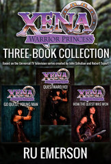 Xena Warrior Princess: Three Book Collection 1st Edition 9781443446372 1443446378