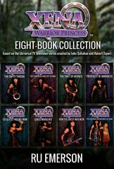 Xena Warrior Princess: Eight Book Collection 1st Edition 9781443448314 1443448311