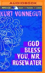 God Bless You, Mr. Rosewater 1st Edition 9781501277061 1501277065