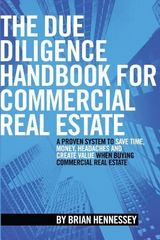 The Due Diligence Handbook for Commercial Real Estate 2nd Edition 9781511996891 1511996897