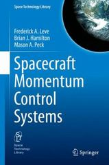 Spacecraft Momentum Control Systems 1st Edition 9783319225630 3319225634