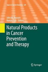 Natural Products in Cancer Prevention and Therapy 1st Edition 9783642427237 3642427235