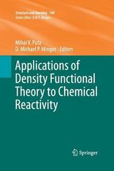 Applications of Density Functional Theory to Chemical Reactivity 1st Edition 9783642441769 3642441769