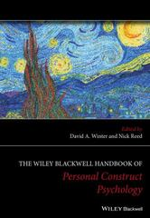 The Wiley Handbook of Personal Construct Psychology 1st Edition 9781118508312 1118508319