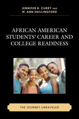 African American Students' Career and College Readiness 1st Edition 9781498506878 1498506879